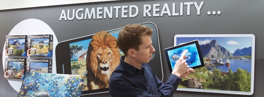 Augmented Reality App Entwickler